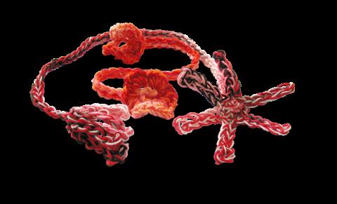 Marque-page au crochet