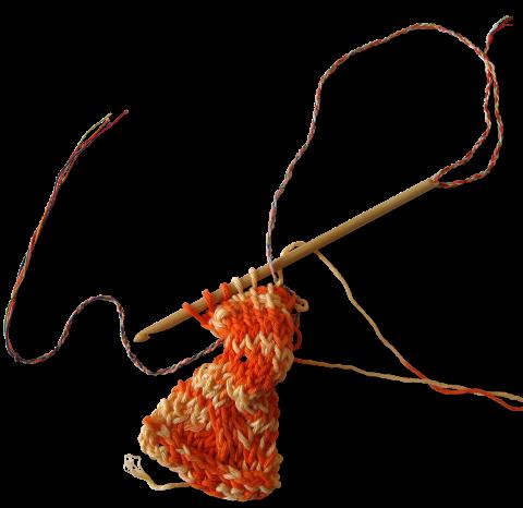 Tricot (entre autres) au crochet